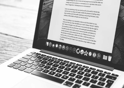 High converting FB content writing projects